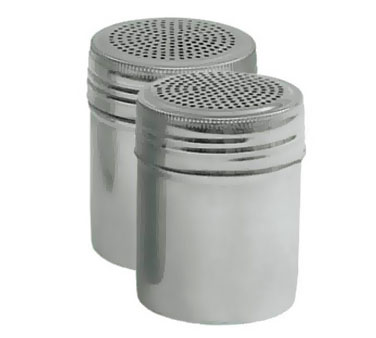 Update International DR-10T Stainless Steel Dredge 10 oz.