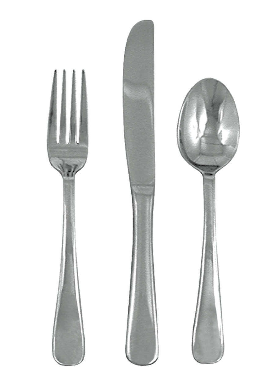Update International DU-702 Duke Extra Heavy Weight Bouillon Spoon - 1 doz
