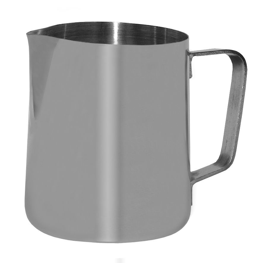 Update International EP-12 12 oz. Espresso Milk Pitcher