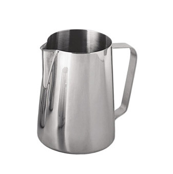Update International EP-66 66 Oz. Espresso Milk Pitcher