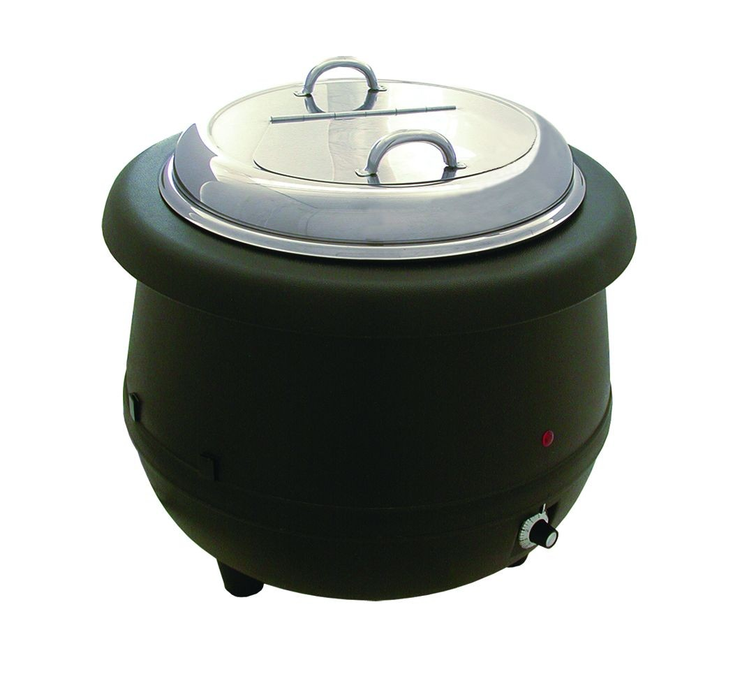 Update International ESW-10AL Electric 10-1/2 Qt. Soup Warmer