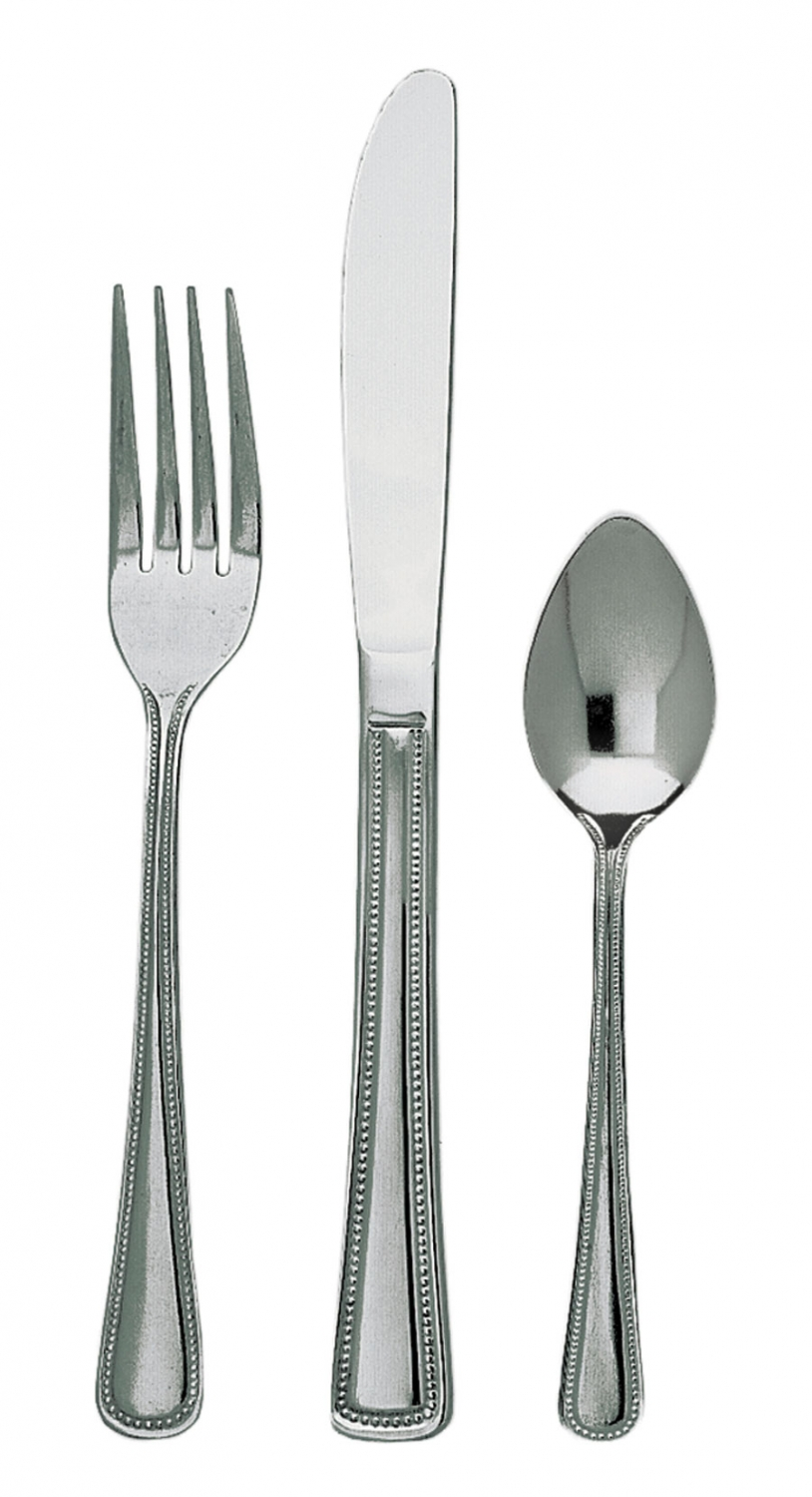 Update International HL-406 Harbor-Lite Salad Fork - 1 doz