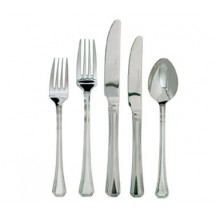 Update International IM-802 Imperial Extra Heavy Weight Bouillon Spoon - 1 doz