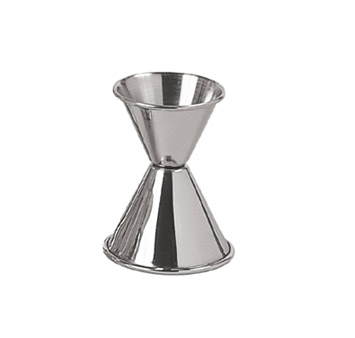 Update International JI-3 3/4 to 1-1/2 Oz. Jigger