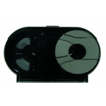 Update International JTPD-20DR Twin Roll Jumbo Toilet Paper Dispenser