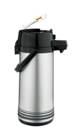 Update International LSVL-25/OR/SF Stainless Steel 2-1/2 Liter Airpot