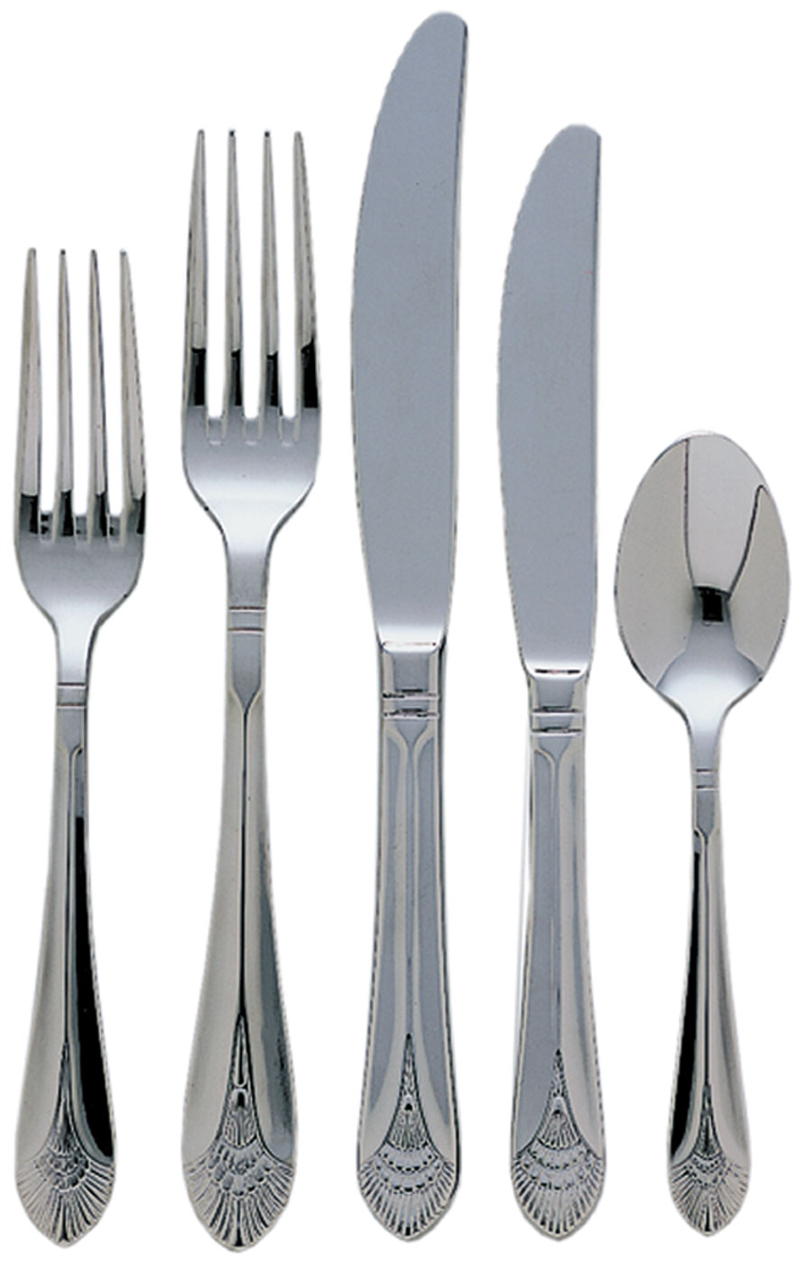 Update International MA-206 Marquis Salad Fork - 1 doz