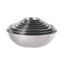 Update International MB-300 Stainless Steel 3 Qt. Mixing Bowl