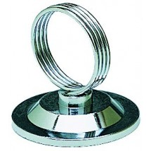 Update International MH-RCHB Ring Clip Menu Holder - 1 doz