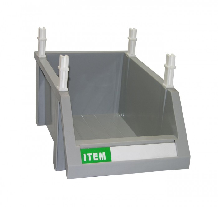Update International MOB-127 Modular Condiment Bin,  12