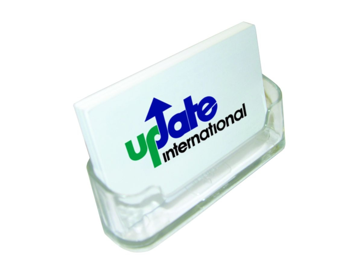 Update International NCH-40 Acrylic Name Card Holder