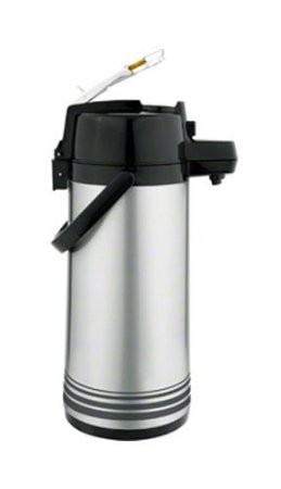 Update International NLD-25/OR / SF Stainless Steel 2.5 Liter Decaf Lever Airpot