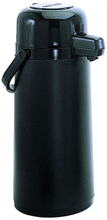 Update International NPDB-19/BK / BT Black Tin 1.9 Liter Push Button Airpot