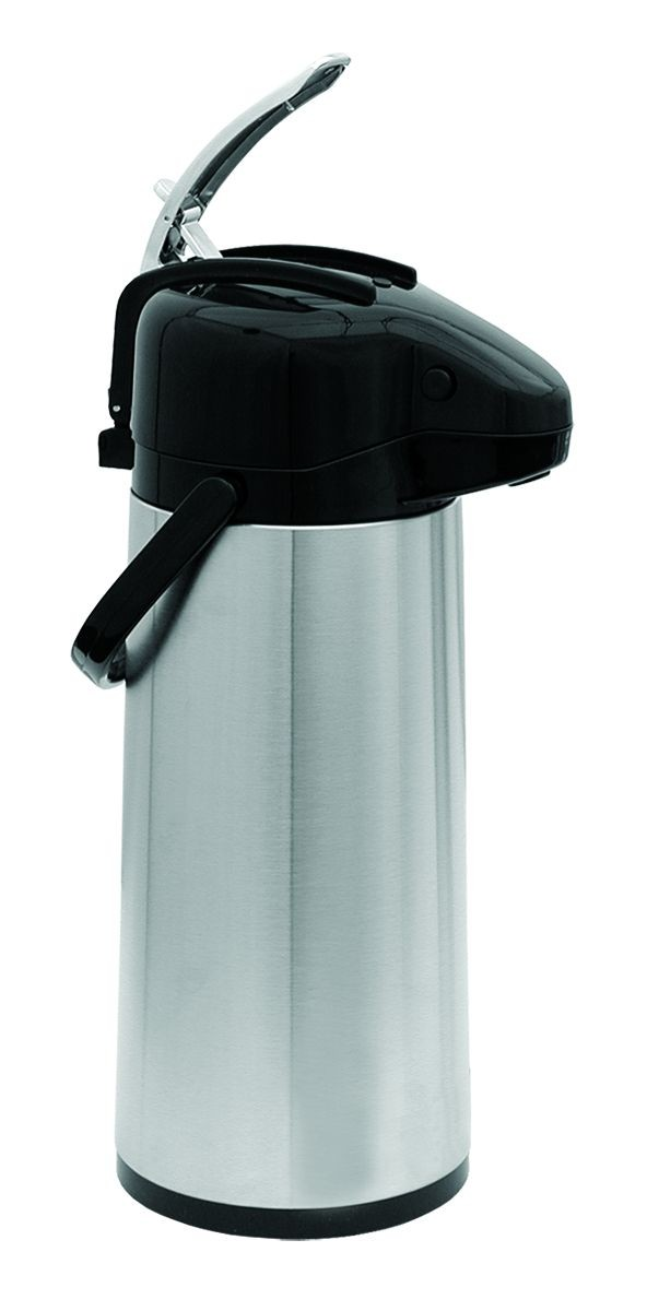 Update International NVAL-22BK Stainless Steel 2.2 Liter Airpot