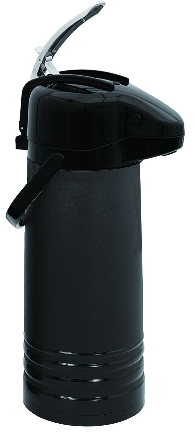 Update International NVALB-22BK Black 2.2 Liter Airpot