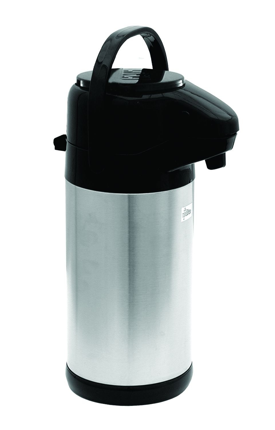 Update International NVSP-30BK Stainless Steel Liner 3 Liter Push Button Airpot