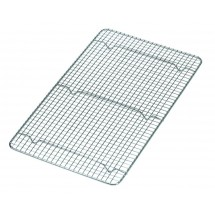 "Update International PG1018 Wire Pan Grate 10"" x 18"""