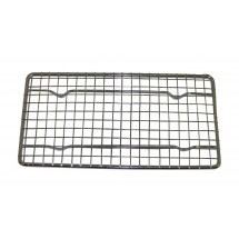 "Update International PG48 Wire Pan Grate 4-1/4"" x 8-1/4"""