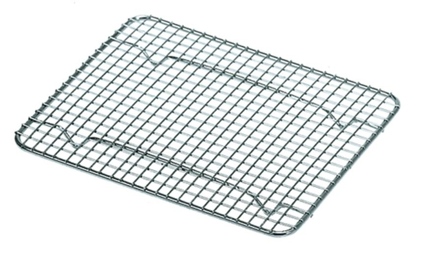 "Update International PG810 Wire Pan Grate 8"" x 10"""