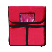 "Update International PIB-24 Insulated Pizza Delivery Bag 24"" x 24"""