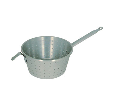Update International PSA-10 Aluminum Pan Strainer 10""