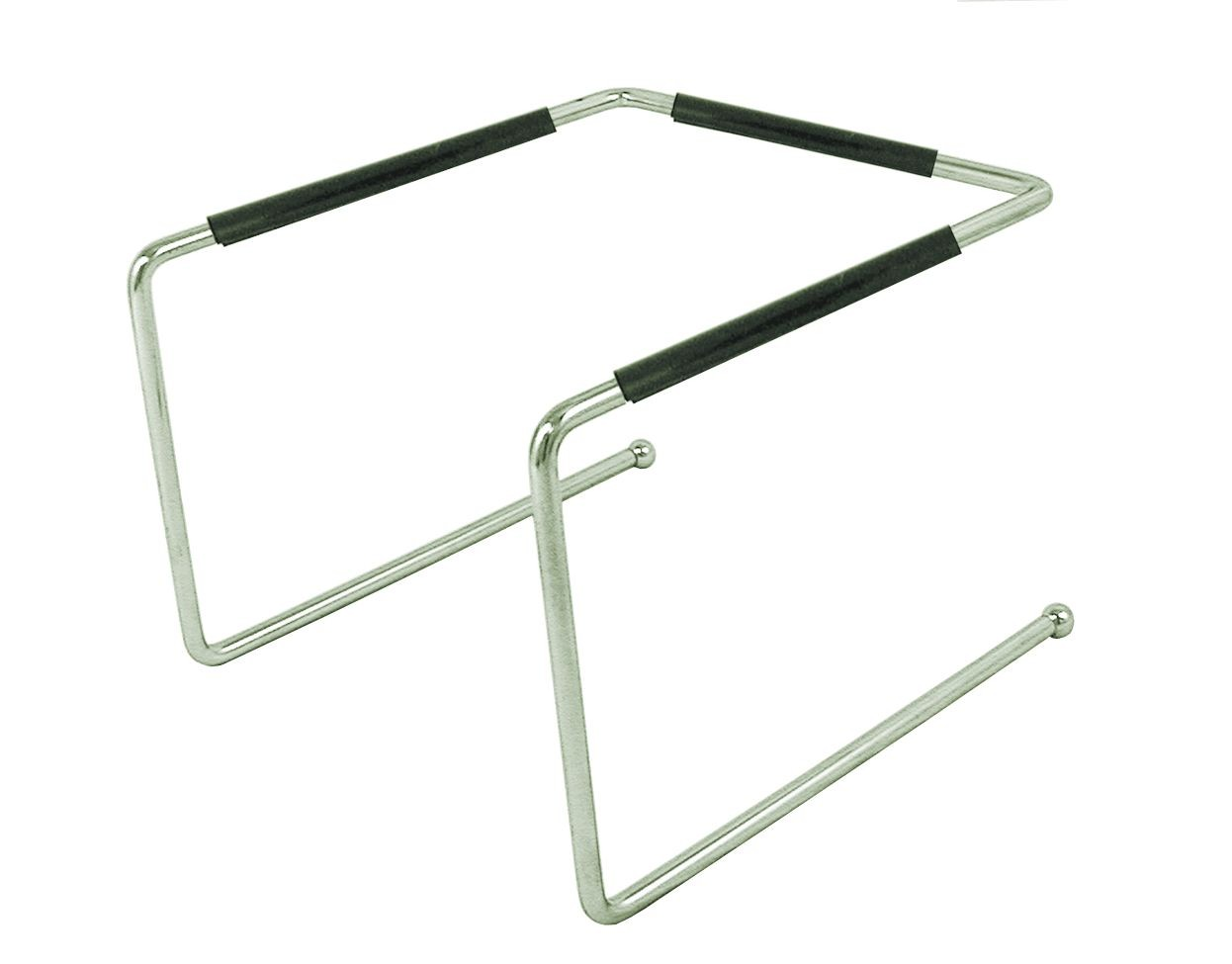 """Update International PTS-PS 4"""" Plastic Sleeves for Pizza Tray Stand"""