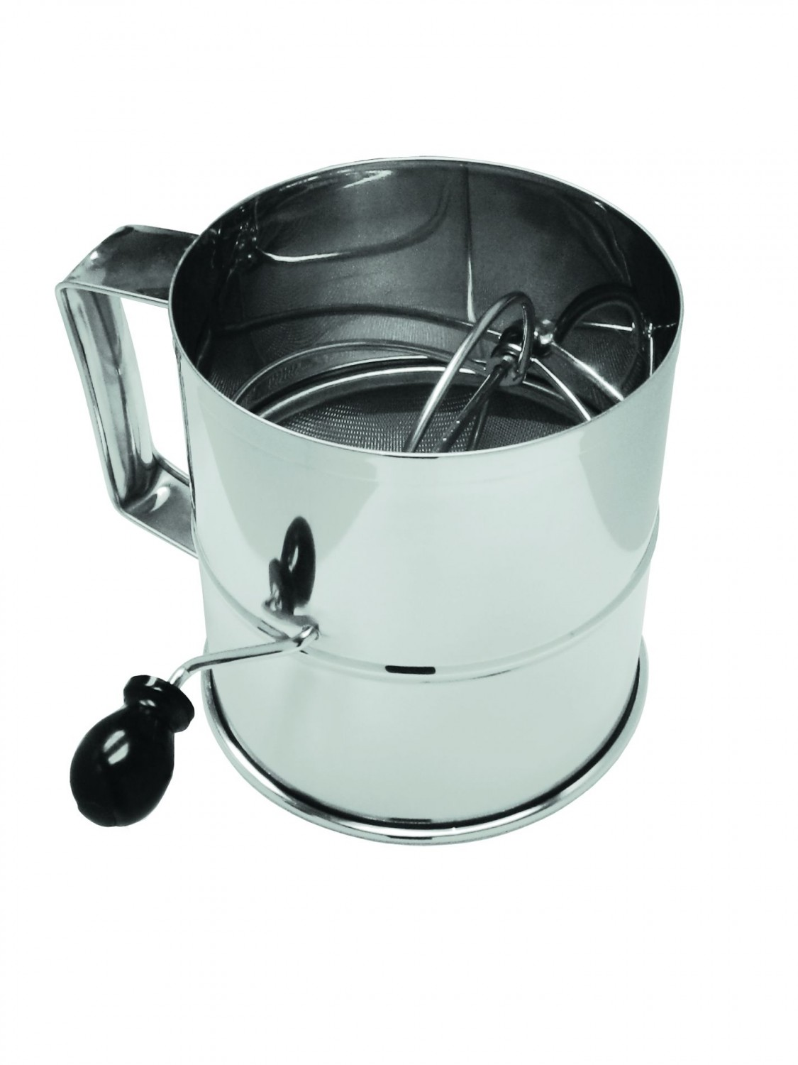 Update International RFS-3LB 8 Cup Rotary Flour Sifter
