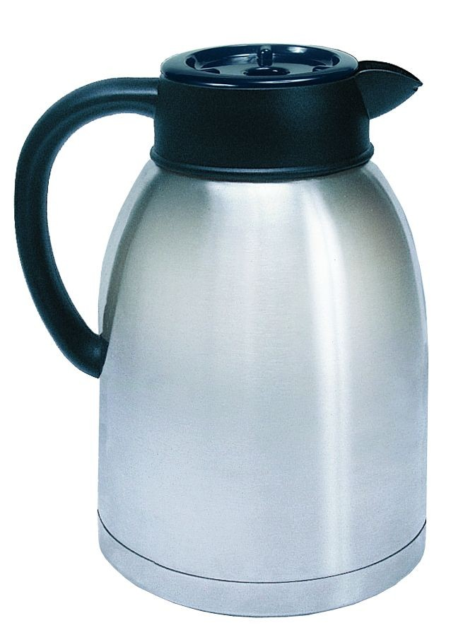 Update International SA-19B&O Sup-R-Serv Vacuum Insulated Coffee Server 1.9 Liter
