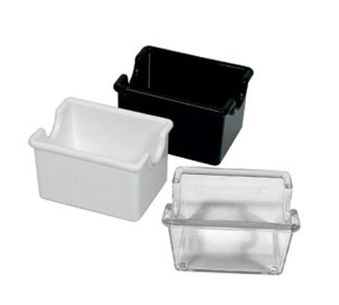 Update International SPH-WH White Plastic Sugar Pack Holder