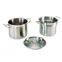 Update International SPSA-12 Stainless Steel Pasta Cooker 12 Qt.