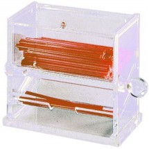 Update International SSD-AC Clear Acrylic Stirrer Dispenser