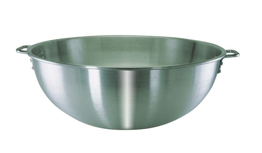 Update International SSOP-25 Stainless Steel Soup and Mixing Pot 45 Qt.