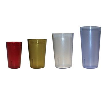 Update International TBP-16R Ruby 16 Oz. Tumbler - 1/2 doz