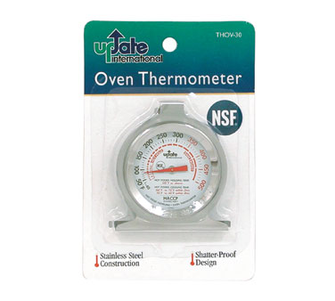 """Update International THOV-30 Dial Oven Thermometer 3"""""""