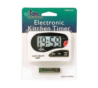 Update International TIMD-HM 19 Hour Digital Timer