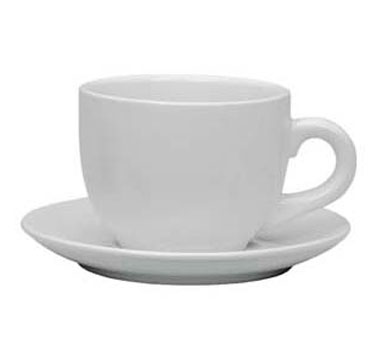 Update International TW-130 13 Oz. White Tiara Cappuccino Cup - 2 doz
