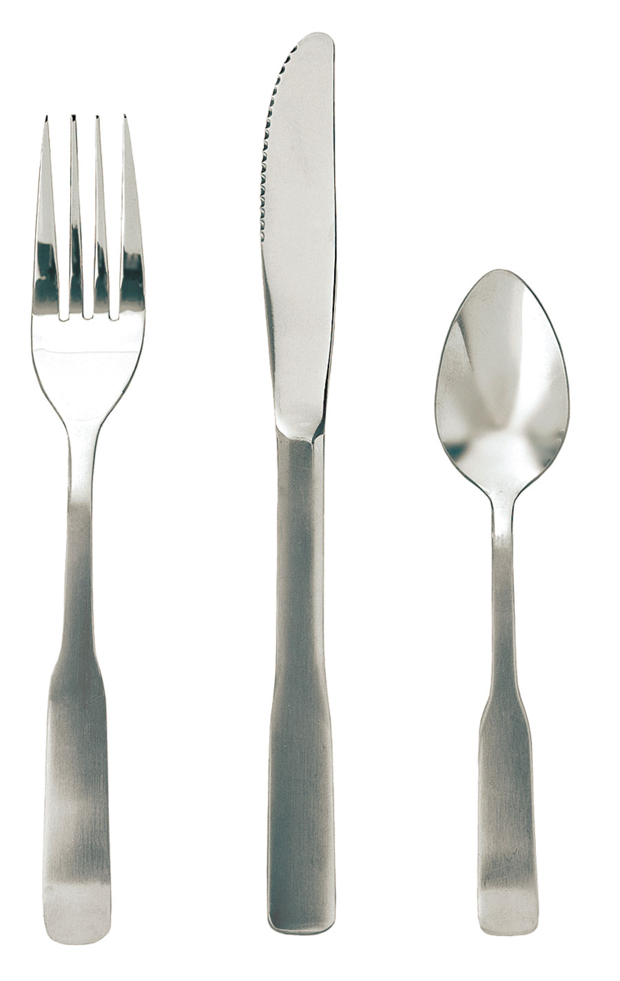 Update International WA-306 Washington Heavy Weight Salad Fork - 1 doz