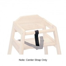 Update International WD-HC/CS Replacement Center Strap for Baby High Chair