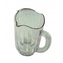 Update International WP-60PC San Clear 60 Oz. Water Pitcher