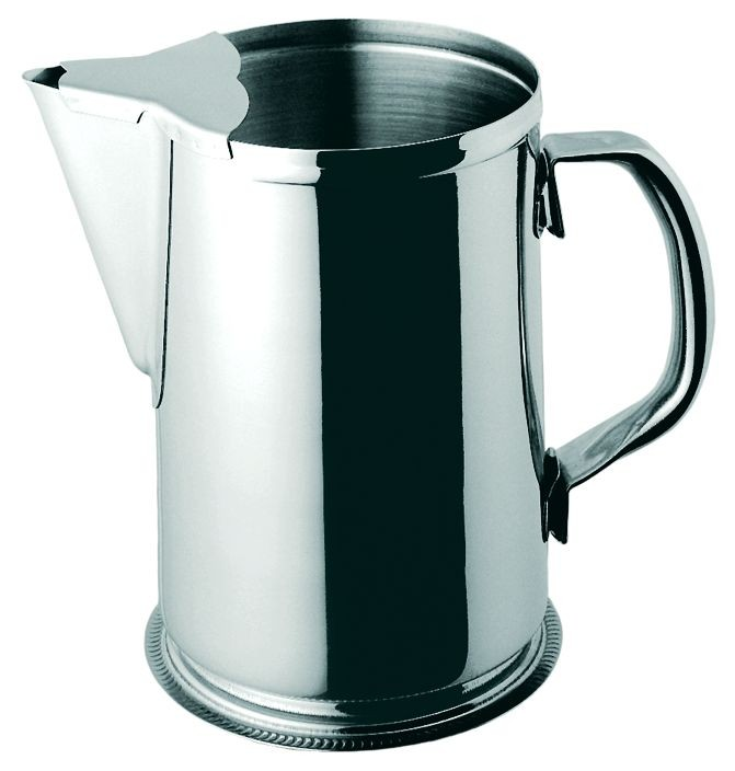 Update International WP-64 Stainless Steel 64 Oz. Water Pitcher