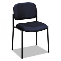 HON VL606 Scatter Navy Fabric Stacking Guest Chair