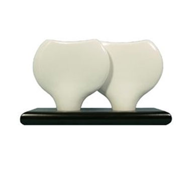 Vertex China AV-SPB Ventana Salt & Pepper Shaker Base 5.5