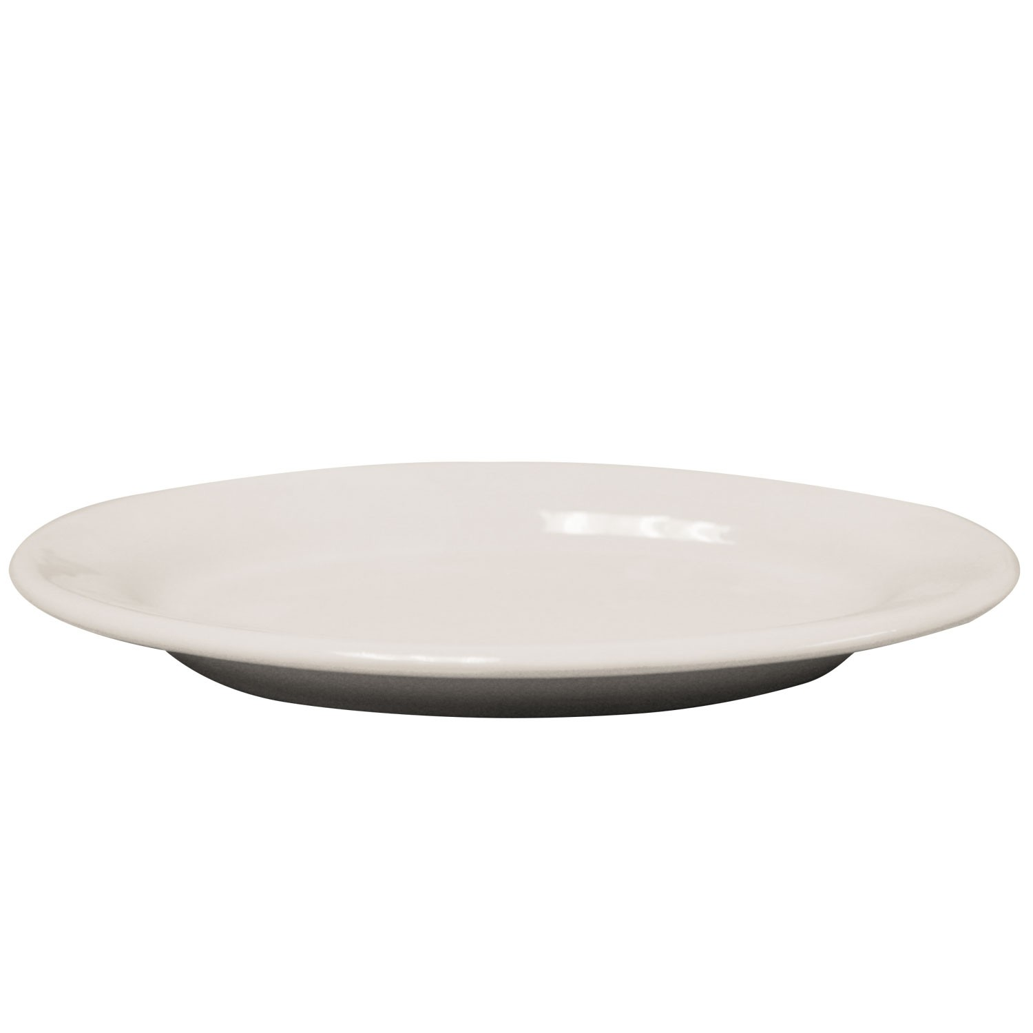 Vertex China BRE-12 Platter - 2 doz