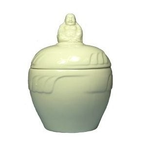 Vertex China SAU-128 Sausalito Buddha Soup Tureen 68 Oz. - 1 doz