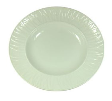 Vertex China GV-23-W-G Grass Valley Pasta Bowl Cilantro 11-3/8