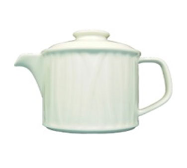 Vertex China GV-TP-W-M Grass Valley Tea Pot Mango 16 oz.- 3 doz