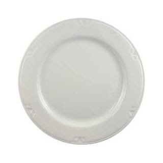 Vertex China KF-6 Kentfield Plate Undecorated 6.25