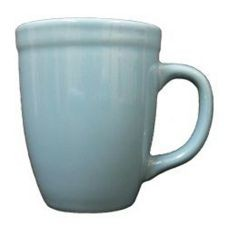 Vertex China VRE-91-SB Vista 12 Oz. State Blue Village Mug - 3 doz