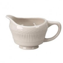 Vertex China WIN-27 Windsor 6 Oz. Creamer - 3 doz