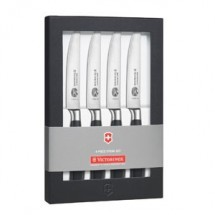 Victorinox 7.7243.4 4 Piece Forged Steak Knife Set